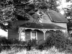 Abandoned house in Southern Ontario, Canada.