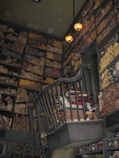 Inside Ollivander's Wand Shop - Wizarding World of Harry Potter - Universal Orlando