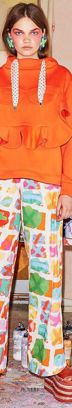 Hause of Holland Resort 2018 House Of Holland, Colorful, Spring, Fashion, Moda, Fashion Styles, Fashion Illustrations