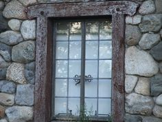 Old style window on one of the smaller houses. #CastleInTheClouds
