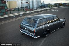 Datsun 1600 Wagon-8219