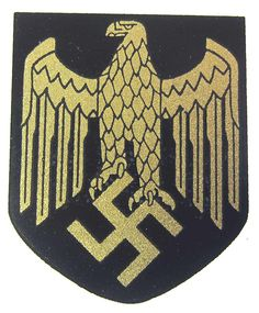 Kriegsmarine 'Border' Eagle Decal.   http://www.warhats.com/store/p533/WW2_German_Helmet_Kriegsmarine_'Border'_Eagle_Decal_%2315.html#   www.warhats.com
