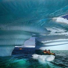 ledovec na alijašce