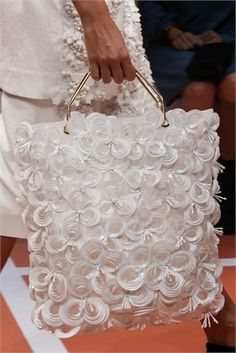 Marni Spring 2014 Ready-to-Wear Accessories Photos - Vogue Lesage, Spring 2014, Summer 2014, Spring Summer, Beautiful Bags, My Bags, Tote Bags, Fashion Bags, Fashion Spring