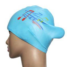 Vktech New Note Silicone Swimming Long Hair Cap Ear Wrap Waterproof Hat (Sky blue) Vktech,http://www.amazon.com/dp/B00CPGS0I6/ref=cm_sw_r_pi_dp_e7D4sb0RVXD2SG0X