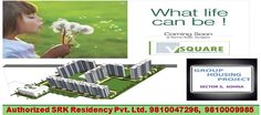 V Square New Launch Sohna - Upcoming new project developed by VSquare Group in Gurgaon This project located at sector 5 in Sohna. It is providing 2, 3 and 4 BHK lavish apartments in Sohna.