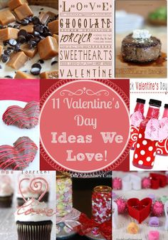 11 Valentine's Day Ideas We Love - Live Dan 330 Valentines Day Treats, Valentine Day Crafts, Funny Valentine, Love Valentines, Holiday Crafts, Holiday Recipes, Valentine Ideas, Heart Day, Holidays And Events