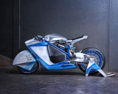 Smoked Garage Gives the Ducati 848 a SciFi-Worthy Upgrade