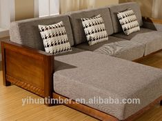 Source Latest Design Wooden Sofa Furniture Living Room Sofas On M Alibaba Com
