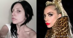 17 Celebrities Who've Ditched All Stereotypes and Enjoy Being Themselves Lady Gaga Without Makeup, Antisocial, Brain Teasers For Kids, Popular Actresses, Gwyneth Paltrow, Famous Celebrities, Plus Size Model, Easy Workouts, Cellulite