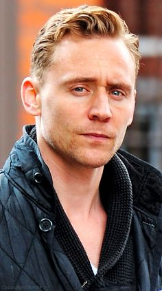 Tom Hiddleston - So freaking attractive.