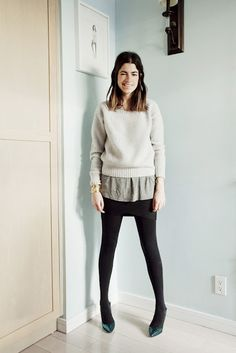 Man Getter to Repeller: The Revival | Man Repeller - cool casual layering