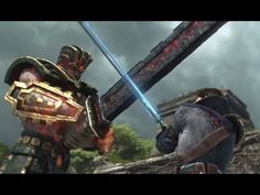 """CGI Animated Trailers: """"Stormblades - Cinematic Trailer"""" - by Puppetwork..."""