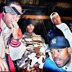 Redman, DMX, Jay Z & Method Man