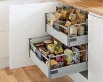 Kitchen Storage Solutions Make The Most Of Available E Howdens Joinery