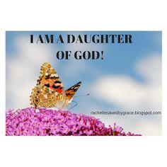 Saved By Grace: I AM