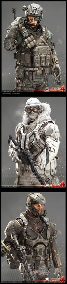 Modern Combat 4 by PandoraBox_Soldier