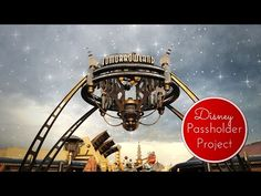 Disney Passholder Project Podcast #01 – Trials of Tomorrowland | Disney Passholder Project