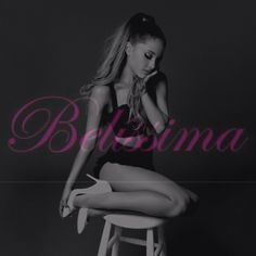 Ariana Grande 'Belissima'