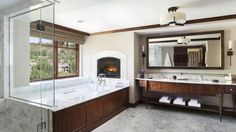 - The Ritz-Carlton Suite offers 1,800 square feet of luxurious accommodations, including a Jacuzzi bath with mountain views and a gas fireplace.