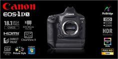 Canon EOS 1D X Rp.59.370.000.-   Please Call for Special (Garansi PT.Datascrip)