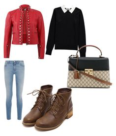 """""""Untitled #1"""" by jblanchard2003 ❤ liked on Polyvore featuring Fendi, Essentiel, Givenchy and Gucci"""