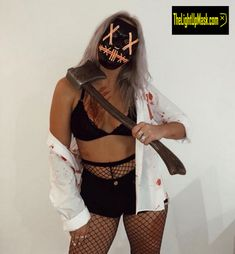 The Light Up Mask is a LED Face Mask perfect form Raves, Festivals, Halloween as The Purge and More. Best quality Halloween, Cosplay or Rave Mask on the Market. Badass Halloween Costumes, Trendy Halloween, Easy Costumes, Halloween Masks, Halloween Outfits, Costumes For Women, Diy Halloween, Women Halloween, Costumes With Masks