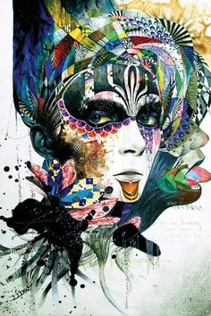 'Blossom Desire' by Minjae Lee Graphic Art on Wrapped Canvas