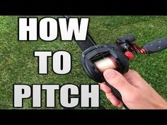 How to Pitch with a Baitcaster for Beginners: Bass Fishing Tips and Techniques . - How to Pitch with a Baitcaster for Beginners: Bass Fishing Tips and Techniques – Fishingo - Pike Fishing, Bass Fishing Tips, Fishing Rigs, Fishing Videos, Walleye Fishing, Going Fishing, Fly Fishing, Fishing Basics, Fishing Knots
