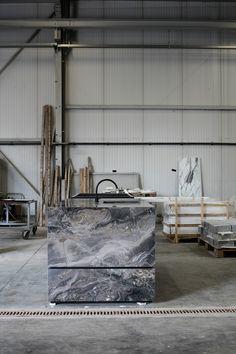 Concept Kitchen - Dieter Vander Velpen Architects