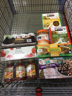 Vegan Costco haul.