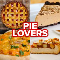 4 Pies To Bake With Your BFF by Tasty