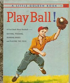 Little Golden Book: Play Ball