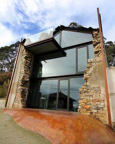 The Sabugo House designed by Tagarro-De Miguel Architects in #Sabugo #Spain #architecture_se7en _______
