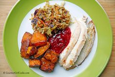 """Gourmet Girl Cooks: First Friday of Fall """"Fast Food"""" Meal"""