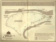 The people who created Old Stone Fort designed it so that the entrance faced the exact spot on the horizon where the sun rose on the Summer Solstice (the longest day of the year, which usually falls on June 20). This tells us that the people who built Old Stone Fort knew something about astronomy.