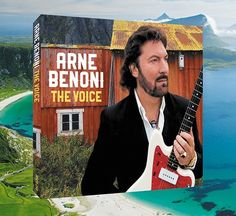 Arne Benoni 2-CD set Country Artists, The Voice, Cover, Books, Collection, Products, Libros, Book, Book Illustrations