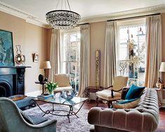 Уютная квартира | Английский стиль в интерьере: вкратце обо всем, что вы хотели знать