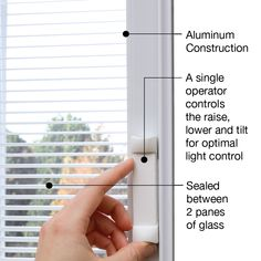 1000 Ideas About Cleaning Mini Blinds On Pinterest