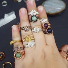 Updates from WireMoonJewelry on Etsy