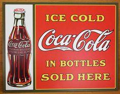 コカコーラ雑貨看板:アメリカン雑貨