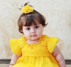 Cute Baby Girl Photos, Cute Kids Pics, Cute Little Baby Girl, Cute Baby Pictures, Cute Girls, Baby Girls, Baby Girl Dresses, Baby Boy Outfits, Flower Girl Dresses