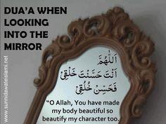 Oh you know, just Islam encouraging body positivity! Duaa Islam, Islam Hadith, Allah Islam, Islam Quran, Alhamdulillah, Islam Muslim, Muslim Pray, Allah God, Islamic Teachings