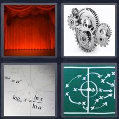 4 fotos 1 palabra telon rojo - Pulsa sobre la imagen para ver la solución