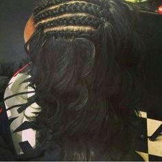 Kima Ocean Wave Crotchet Hair