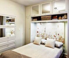 camera+matrimoniale+piccola | Come arredare una camera da letto ...