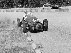 1949 gp dell'autodromo di monza - felice bonetto (ferrari 166c) 2nd | da Cor Draijer