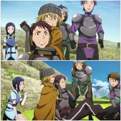 True strength lies in protecting each other.  Sword Art Online