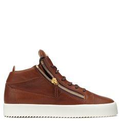 GIUSEPPE ZANOTTI DANIEL - Brown. #giuseppezanotti #shoes #