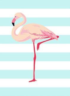 Resultado de imagem para papeis de parede de flamingo para notebook